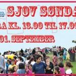 Invitation til SJOV SØNDAG d. 1. september 2013 kl. 13-17