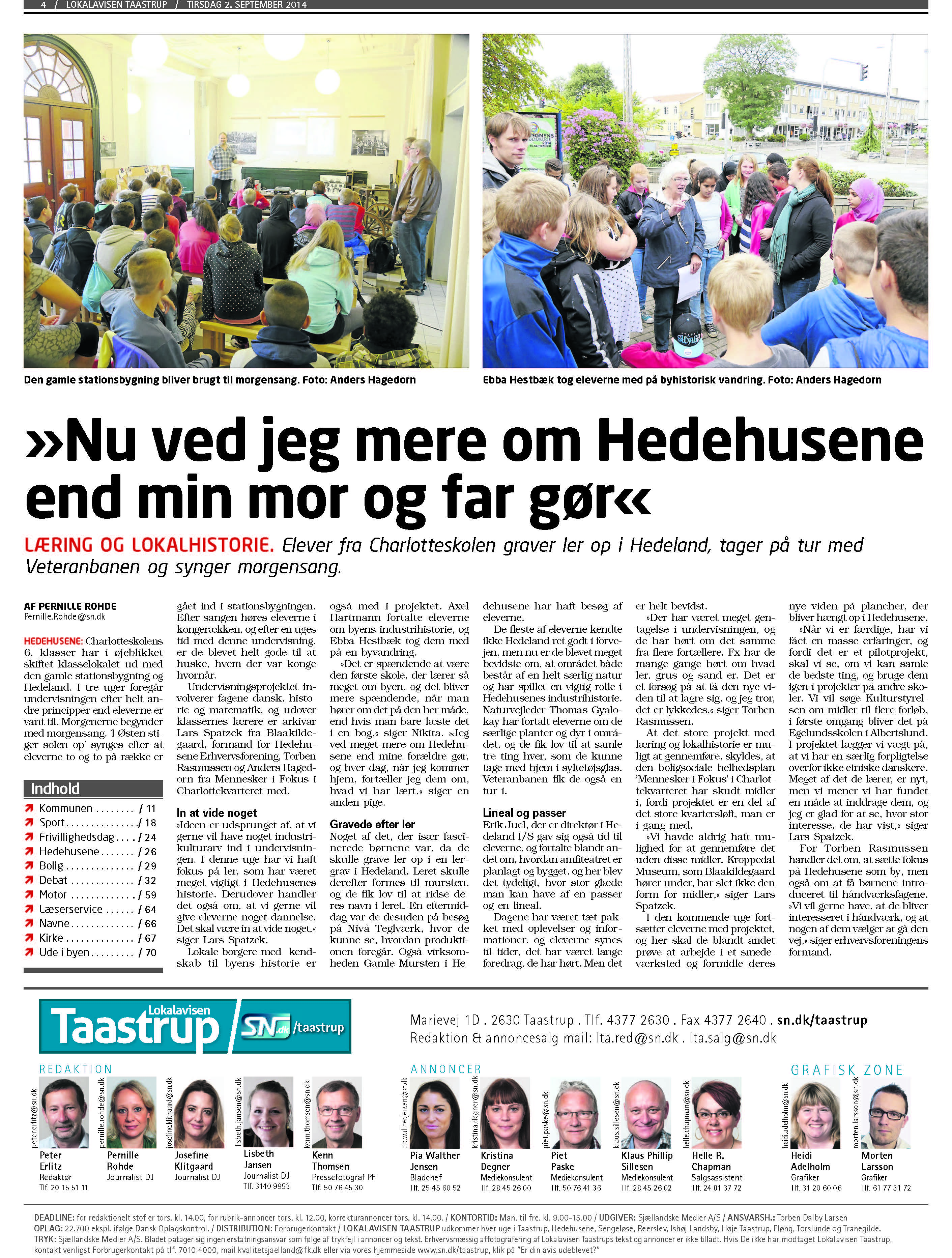 lokalavisen taastrup avis